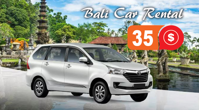 Best & Cheap Bali Car Rental with Driver for Budget Travellers