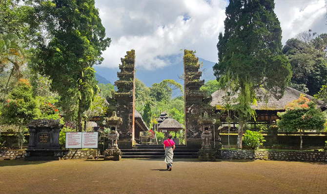 All You Need to Know About Pura Luhur Batukaru Temple in Bali