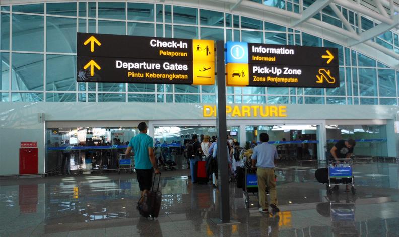 Bali Airport Denpasar Ngurah Rai Iternational Airport
