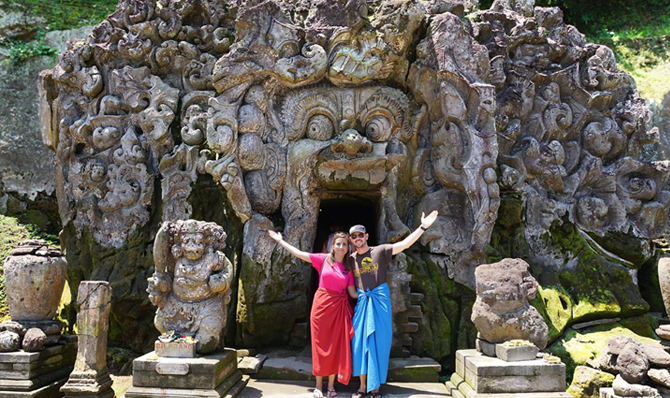 Everything You Need To Know About Elephant Cave Temple Of Goa Gajah