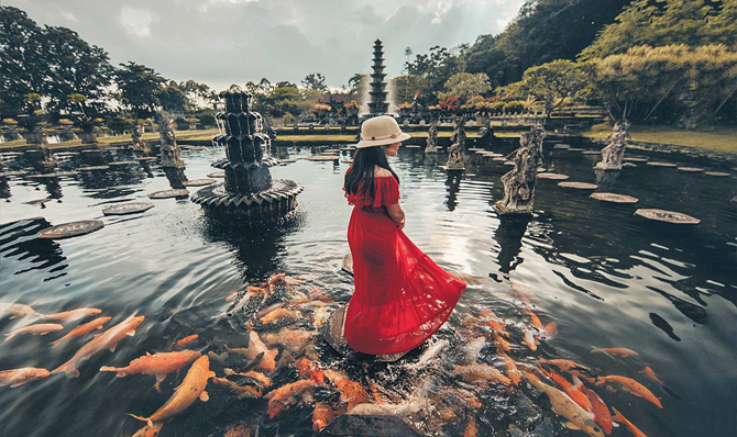 Best Cheap East Bali Tour With Gate Of Heaven And Tirta Gangga